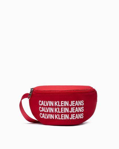 CALVIN KLEIN SPORT ESSENTIALS WAIST PACK FOR BOYS