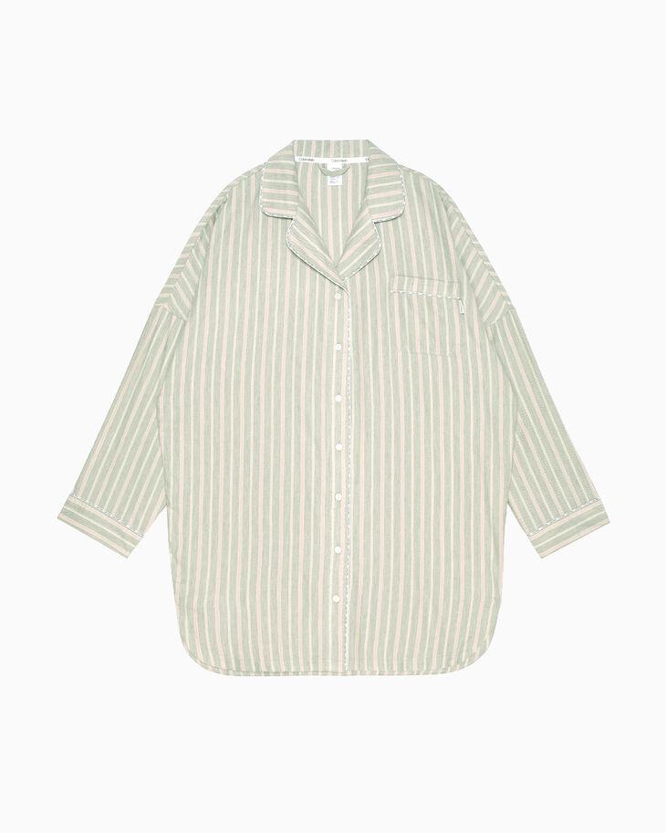 CALVIN KLEIN 플란넬 나이트 셔츠