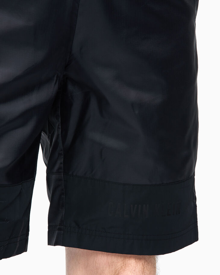 CALVIN KLEIN MARBLE PRINT 短褲