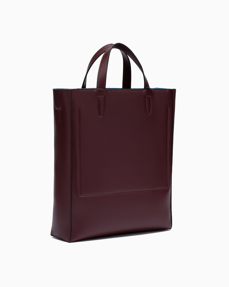 CALVIN KLEIN ENVELOPED TOTE BAG