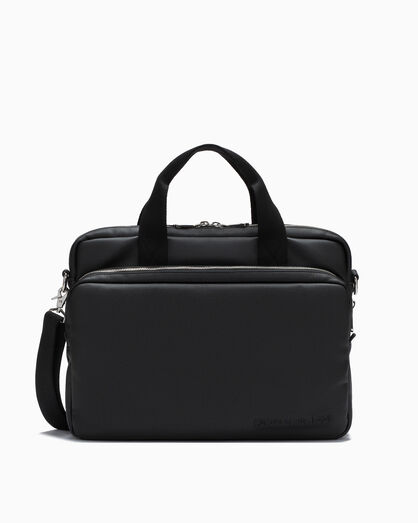 CALVIN KLEIN MICRO PEBBLE BUSINESS BAG