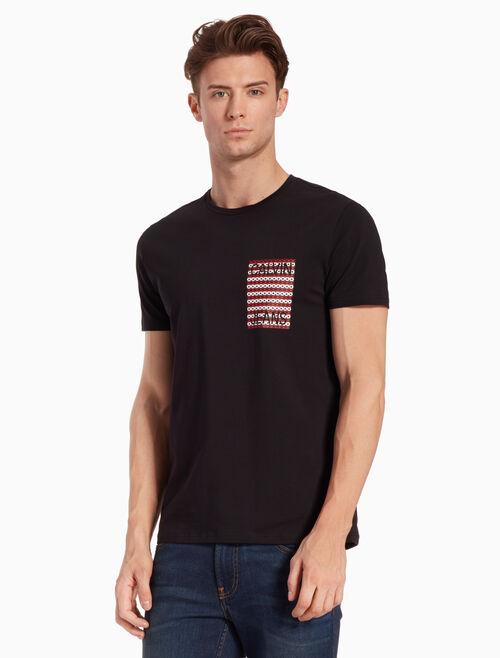 CALVIN KLEIN STAR LOGO PRINT 티셔츠
