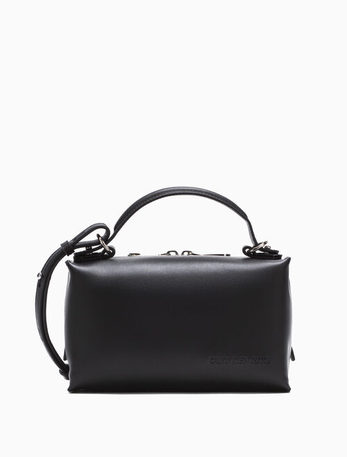 CALVIN KLEIN BOX CITY CROSSBODY BAG