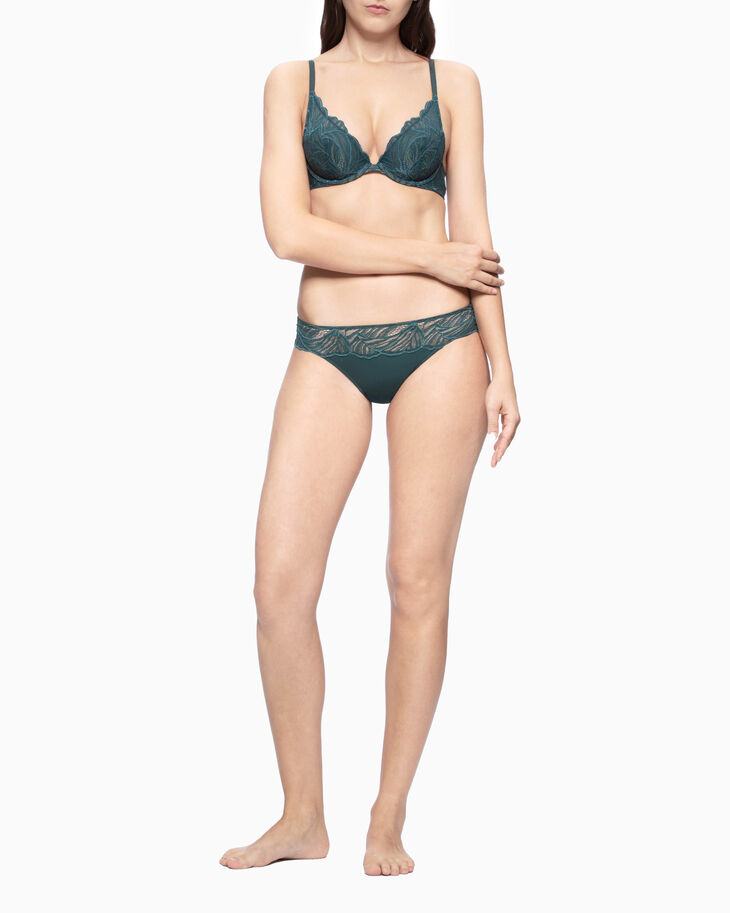 CALVIN KLEIN PERFECTLY FIT IRIS LACE BIKINI