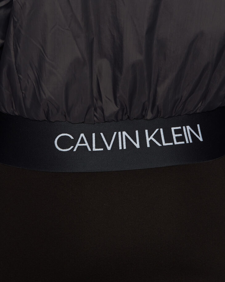 CALVIN KLEIN ACTIVE ICON 패딩 재킷