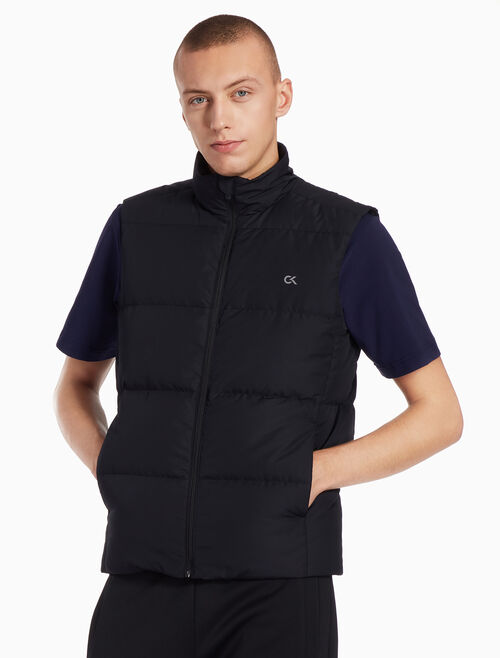 CALVIN KLEIN BASIC SHORT DOWN VEST