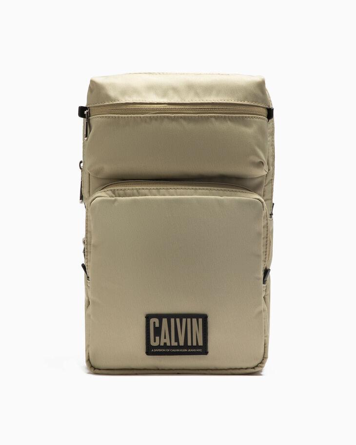 CALVIN KLEIN NYLON UTILITY CROSSBODY SLING BAG