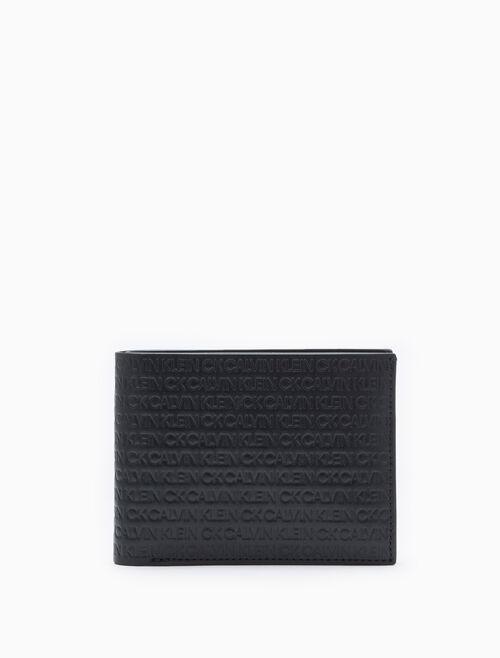 CALVIN KLEIN 經典折式錢包附卡片夾