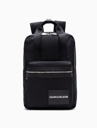 CALVIN KLEIN BOX BACKPACK