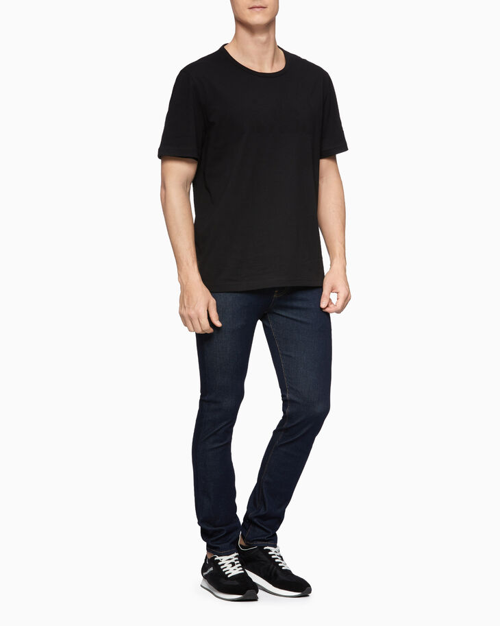 CALVIN KLEIN REVERSIBLE SHORT SLEEVE TEE