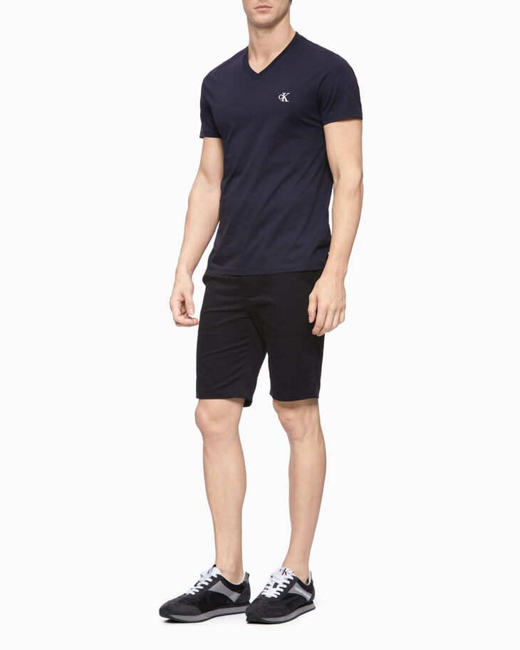 CALVIN KLEIN ESSENTIAL V NECK SLIM TEE
