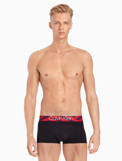 CALVIN KLEIN RUNWAY MICRO LOW RISE TRUNKS