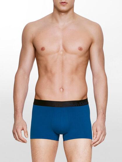 CALVIN KLEIN TECH FUSION 棉質貼身短版四角褲