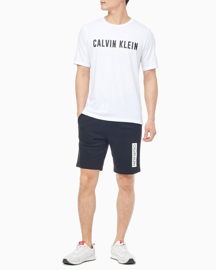 CALVIN KLEIN LOGO KNIT SHORT