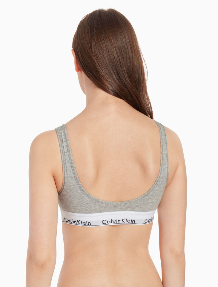 CALVIN KLEIN SCOOP BACK LIGHTLY LINED 브라렛