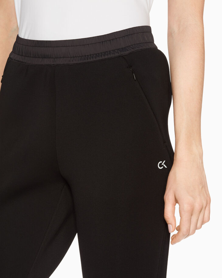 CALVIN KLEIN SPACER 스웨트팬츠