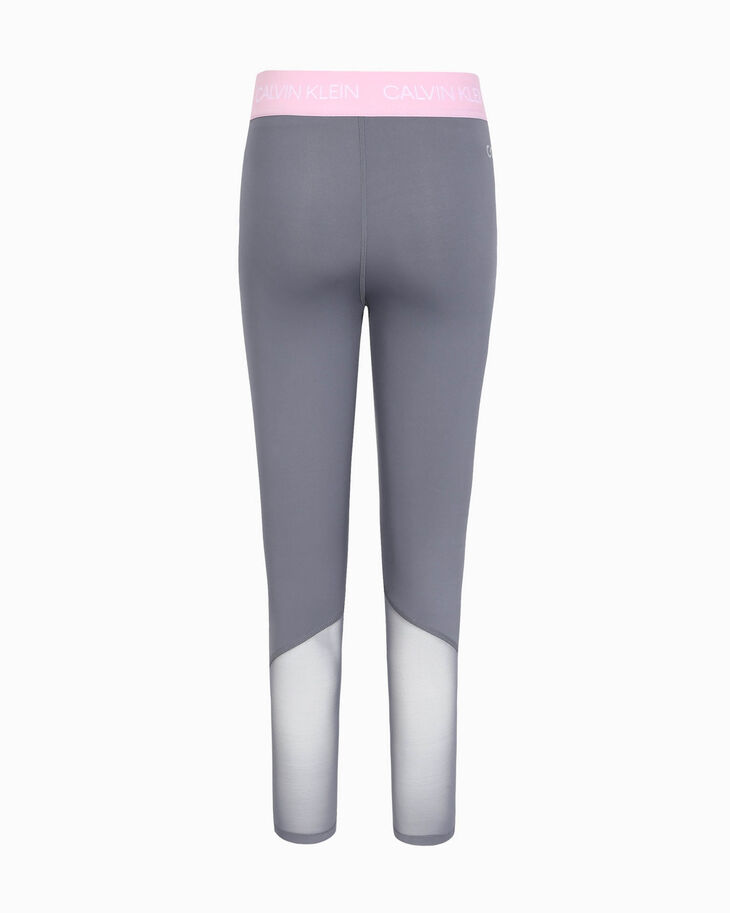 CALVIN KLEIN ACTIVE ICON CROPPED TIGHTS