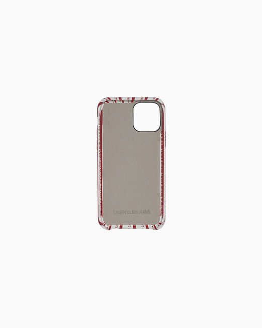 CALVIN KLEIN ALL OVER PRINT IPHONE 11 PRO CASE