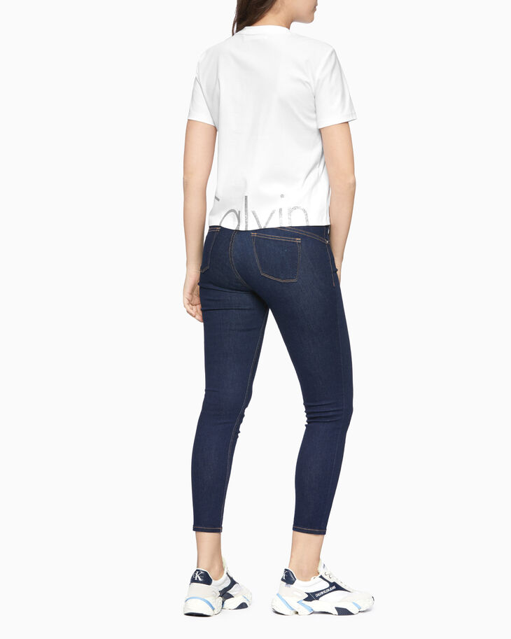 CALVIN KLEIN CKJ 022 INFINITE FLEX BODY ANKLE JEANS