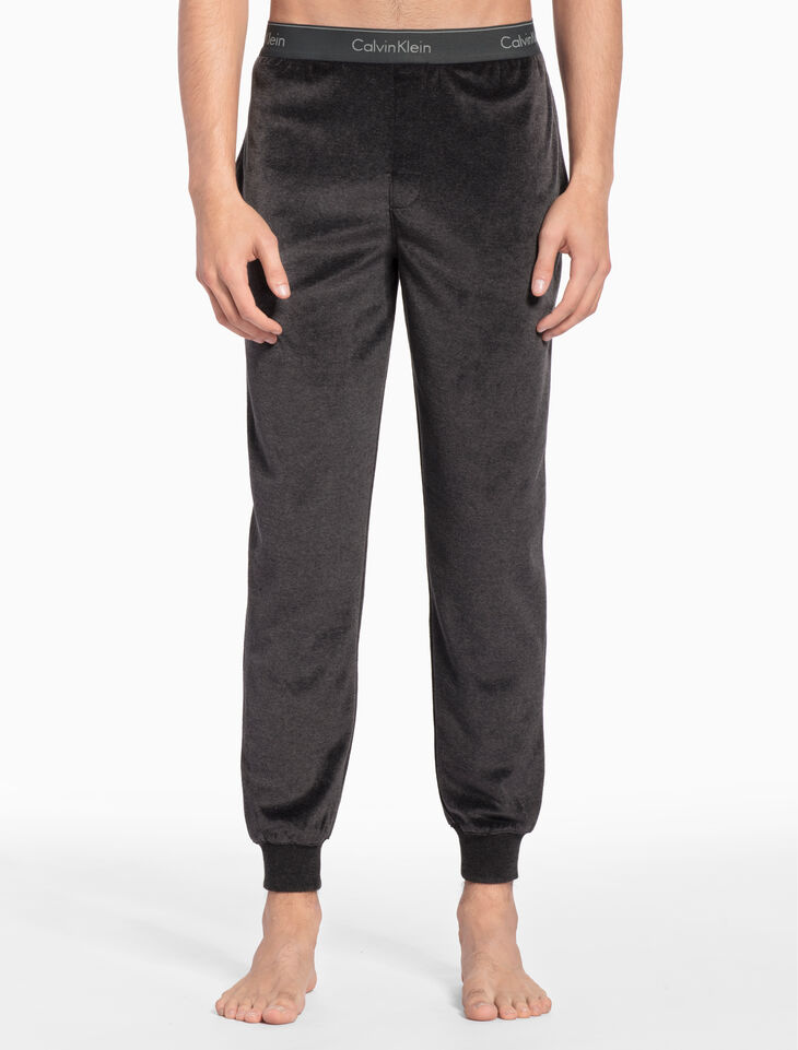 CALVIN KLEIN MODERN COTTON STRETCH LOUNGE JOGGER