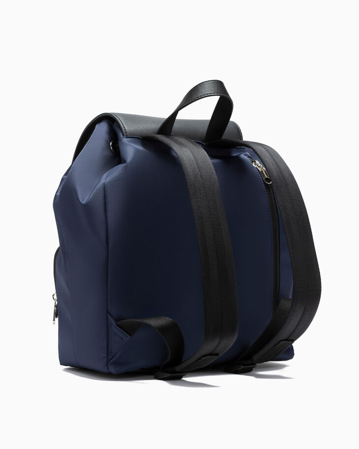CALVIN KLEIN SLEEK NYLON DRAWSTRING BACKPACK 35CM
