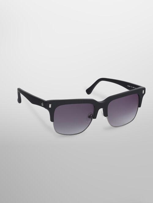 CALVIN KLEIN VINTAGE 方框太陽眼鏡