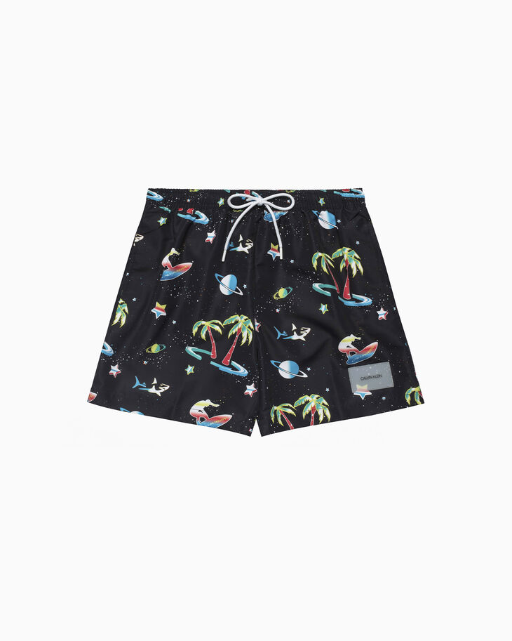 CALVIN KLEIN ALL OVER PRINT TRUNKS