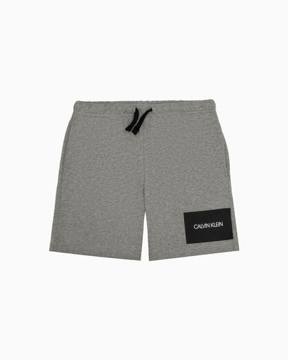CALVIN KLEIN FRENCH TERRY SWEAT SHORTS
