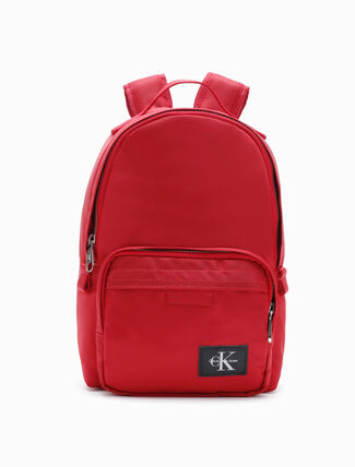 CALVIN KLEIN PILOT TWILL CAMPUS BACKPACK