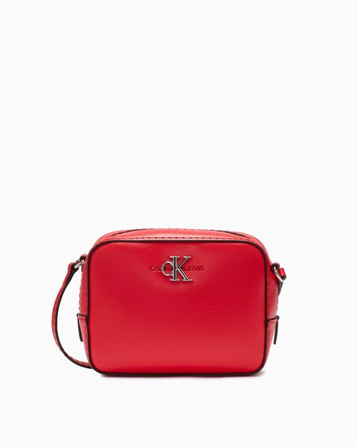 CALVIN KLEIN CKJ MONOGRAM CAMERA BAG