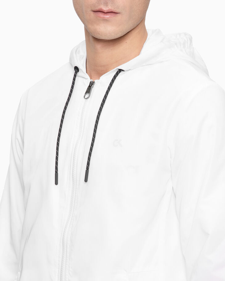 CALVIN KLEIN ACTIVE ICON WINDBREAKER JACKET