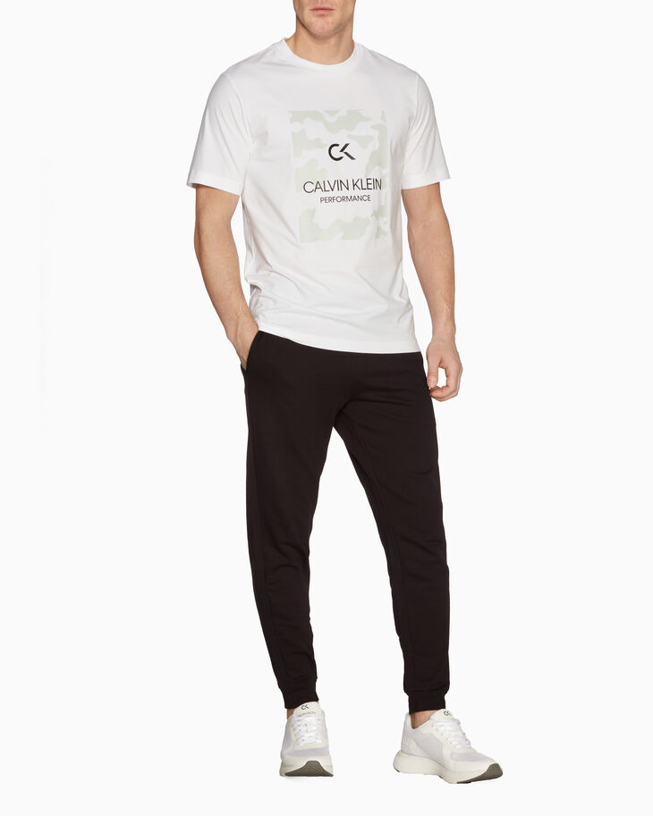 CALVIN KLEIN STATEMENT ESSENTIALS BILLBOARD 스웨트팬츠