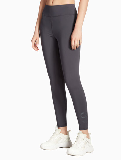 CALVIN KLEIN ICON LOGO 7/8 LEGGINGS