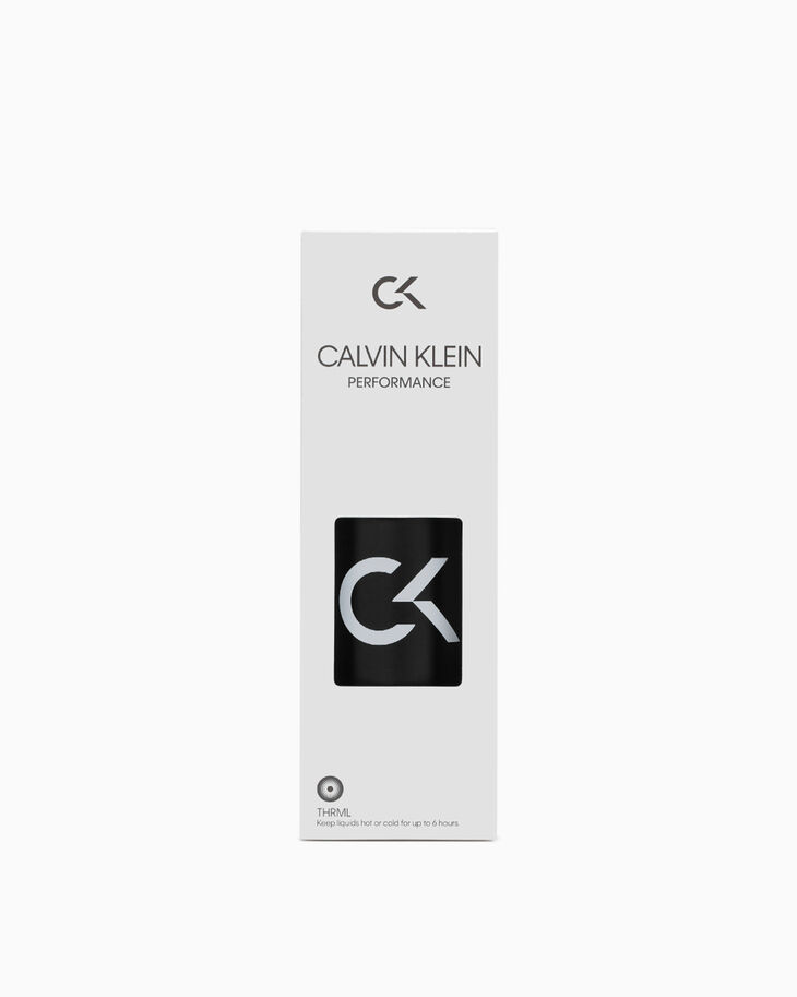 CALVIN KLEIN STAINLESS STEEL THERMAL BOTTLE