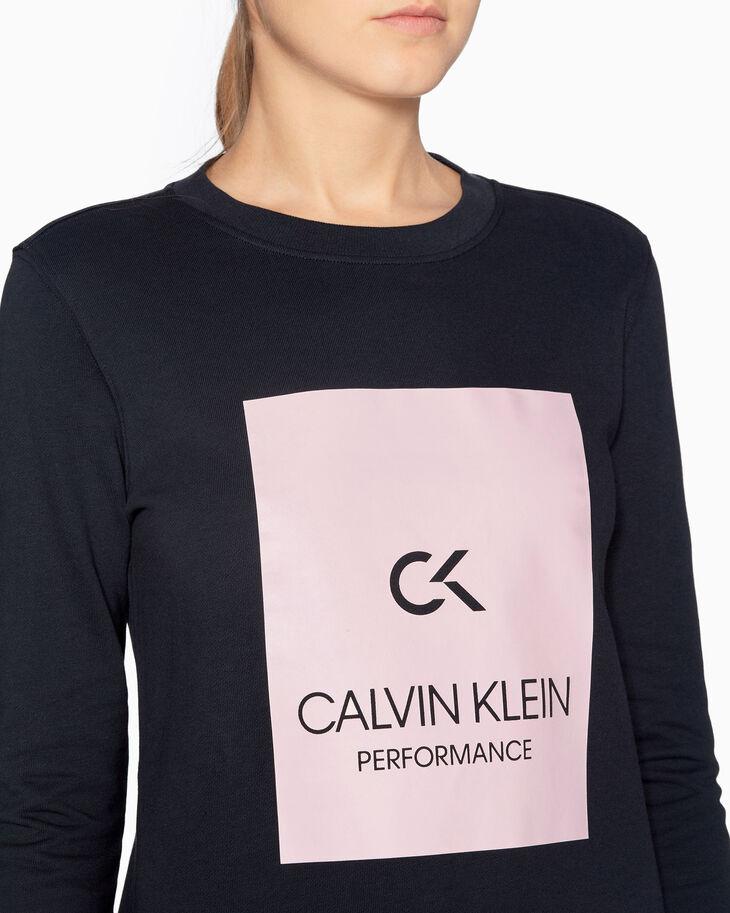 CALVIN KLEIN BILLBOARD PULLOVER SWEATSHIRT