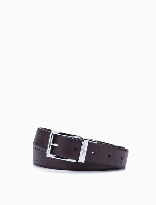 CALVIN KLEIN BUSINESS REVERSIBLE BUCKLE BELT