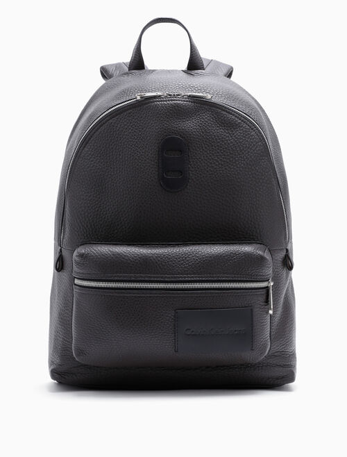 CALVIN KLEIN PEBBLE ESSENTIALS CAMPUS BACKPACK