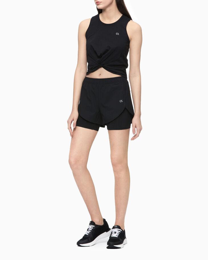 CALVIN KLEIN SUMMER UTILITY 雙層短褲