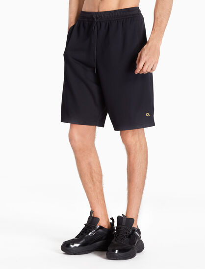 CALVIN KLEIN MESH TRAINING SHORTS