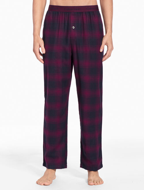 CALVIN KLEIN FLANNEL SLEEP PANTS