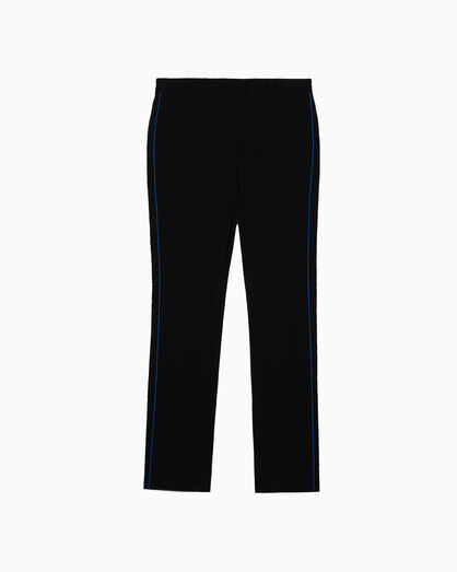 CALVIN KLEIN CONTRAST PIPE TWILL PANTS