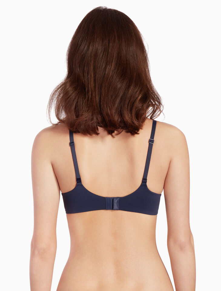 CALVIN KLEIN CK FORM PUSH UP PLUNGE BRA
