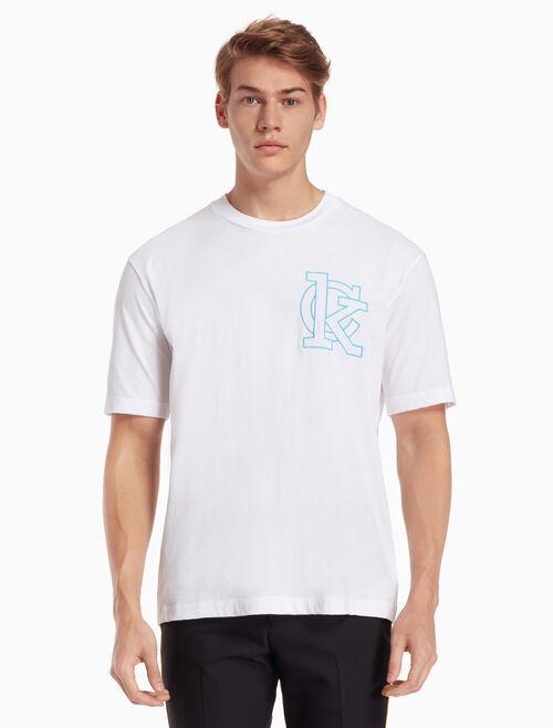 CALVIN KLEIN HONEST 저지 티셔츠