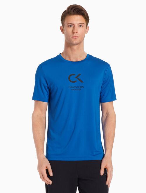 CALVIN KLEIN 이센셜 트레이닝 티셔츠