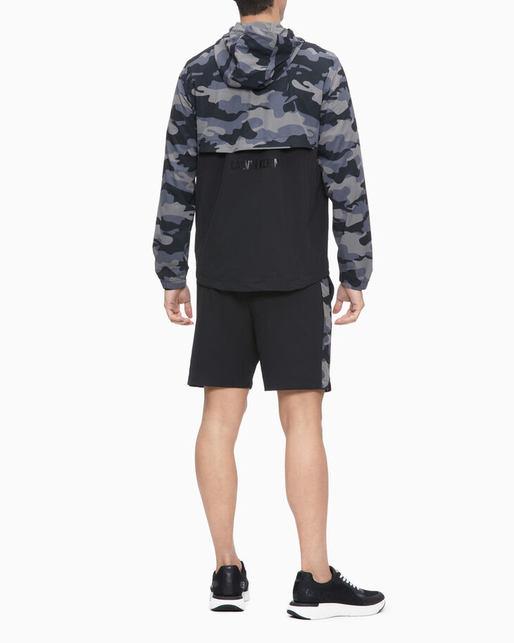 CALVIN KLEIN CAMO WOVEN TRAINING SHORTS