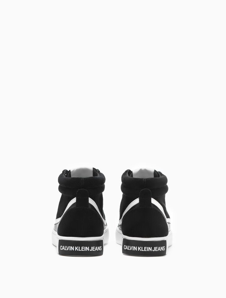 CALVIN KLEIN DIONE HIGH TOP SNEAKERS