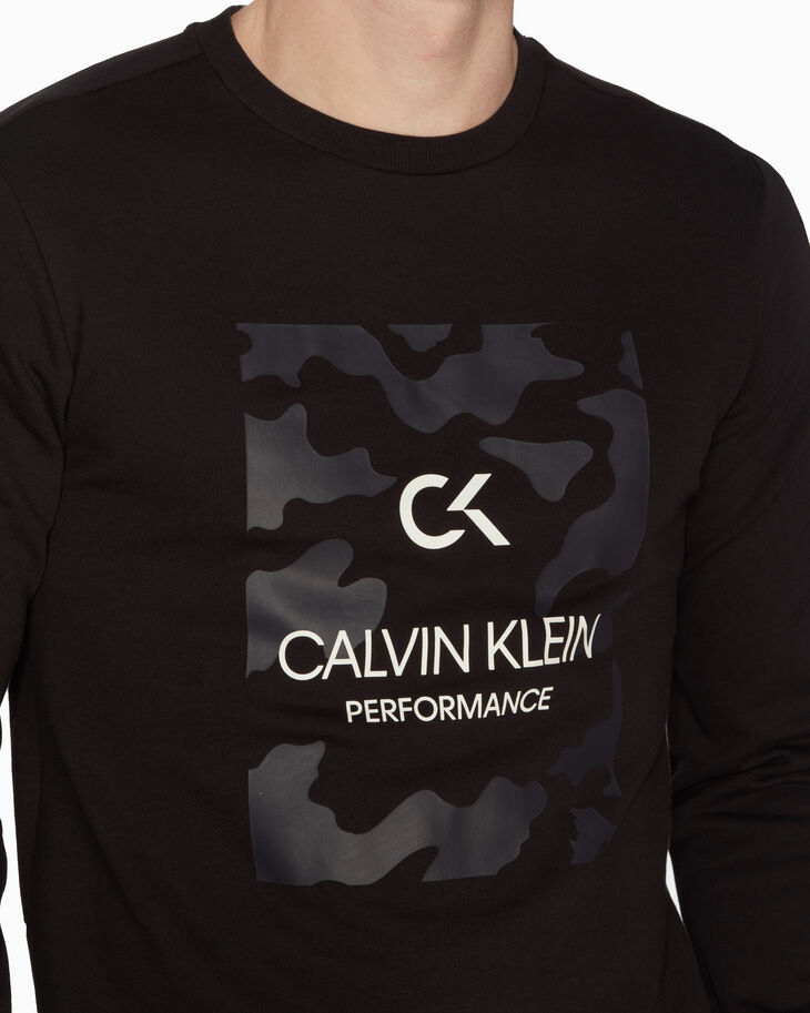 CALVIN KLEIN STATEMENT ESSENTIALS 빌보드 스웨트팬츠