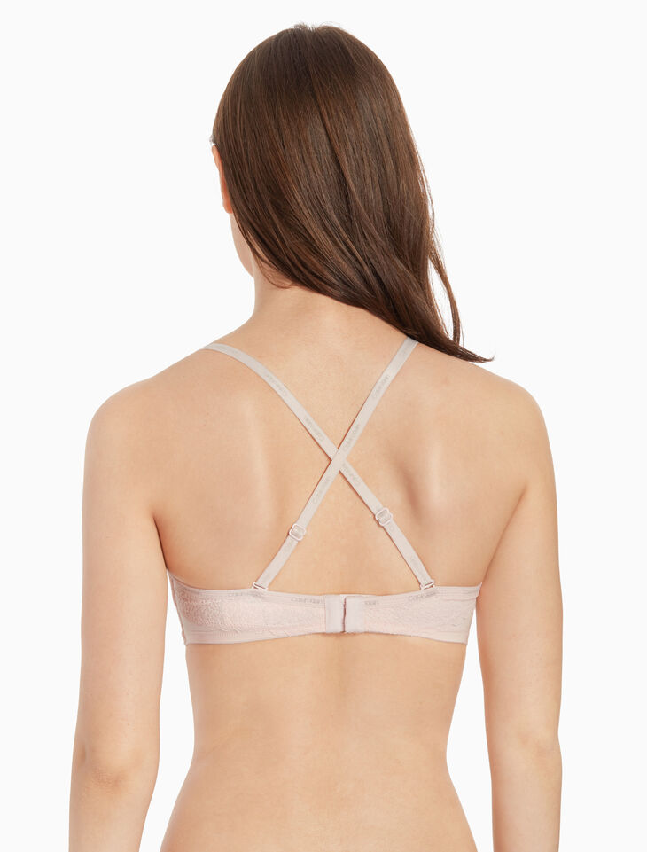 CALVIN KLEIN LIGHTLY LINED 밴도