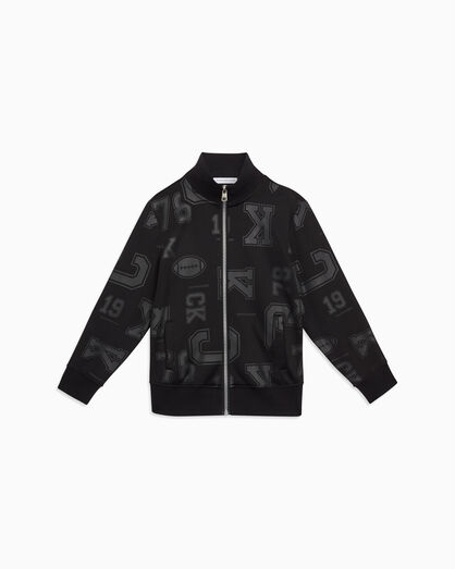 CALVIN KLEIN BOYS ALL OVER PRINT TRACK SUIT