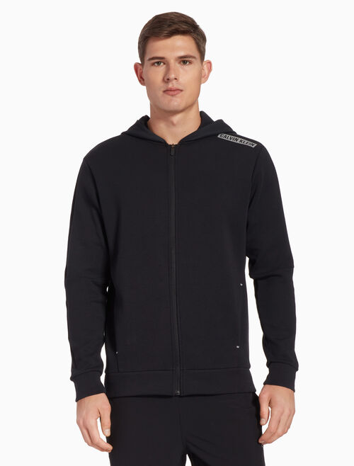 CALVIN KLEIN MODERN SWEAT HOOD JACKET